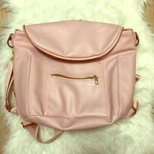 Blush dawn design diaper bag